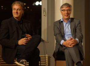 Dirk Metzger und Dr. Udo Witthaus